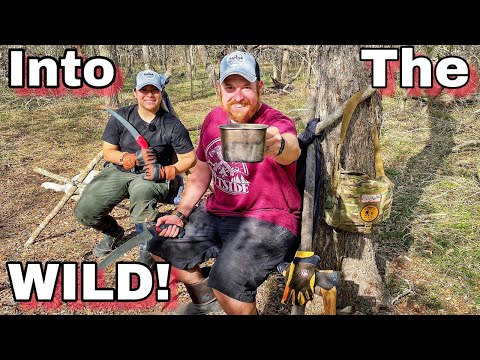 7 Day $20 Dollar Store Survival Challenge LIVE in the Wild - New Survival Challenge