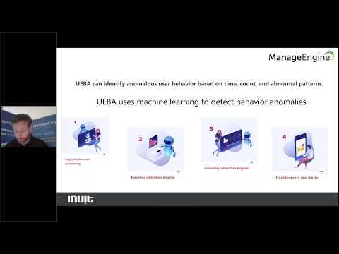 Vad är User and Entity Behavior Analytics?
