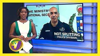 St. James Police Division Split off the Table - November 23 2020