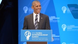 Global Entrepreneurship Summit @ Stanford: Barack Obama Highlights