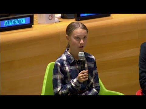 Climat : les jeunes revendisent une place à la table des décideurs