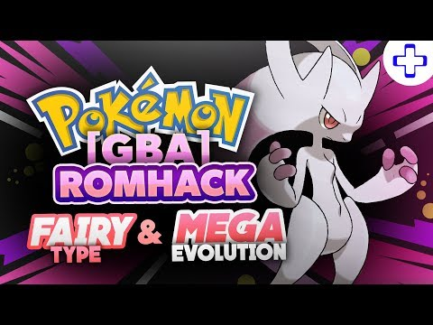 connectYoutube - COMPLETED POKEMON GBA ROM HACK WITH MEGA EVOLUTION AND NEW STORY! (+Download Link) 2018!