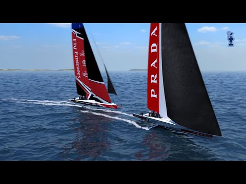 36TH AMERICA'S CUP OVERVIEW