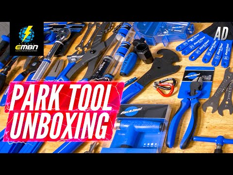 Unboxing The Park Tool PK-4 Professional Tool Kit | EMBN Unboxing
