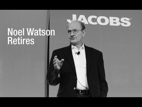 Noel Watson Retires from Jacobs