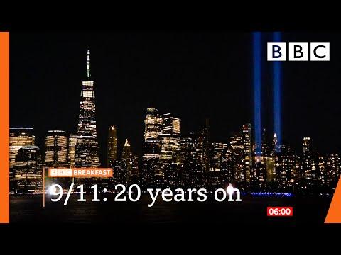 9/11 anniversary: Biden calls for unity as US remembers attacks @BBC News live 🔴 BBC