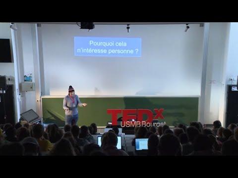 La raclette pour sauver la planète  | Felix Mattler | TEDxUSMBBourgetDuLac