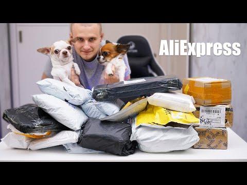 ДИЧЬ С Aliexpress! Распаковка кучи посылок! Что внутри ??