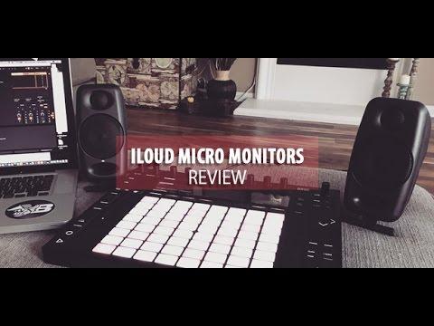 iLoud Micro Monitors Review - BBoyTechReport.com