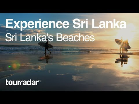 Experience Sri Lanka: Sri Lanka's Beaches