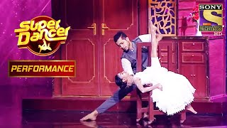Arushi और Nishant के Act ने दिया Strong Message | Super Dancer Chapter 2 - SETINDIA