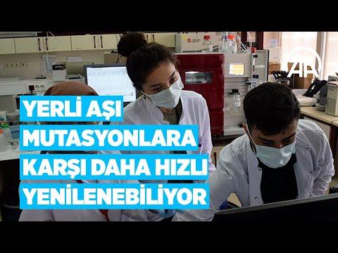 Yerli Kovid-19 aşısı yenilikçi bir tasarımla gerçekleşiyor