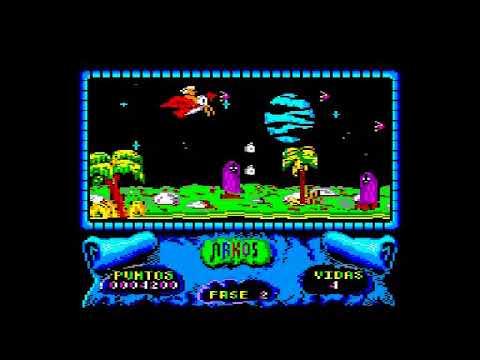 Arkos - 2ª parte - Amstrad CPC Longplay