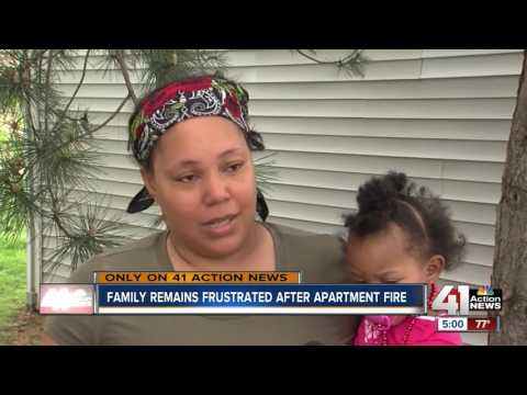Family goes without home for weeks after fire