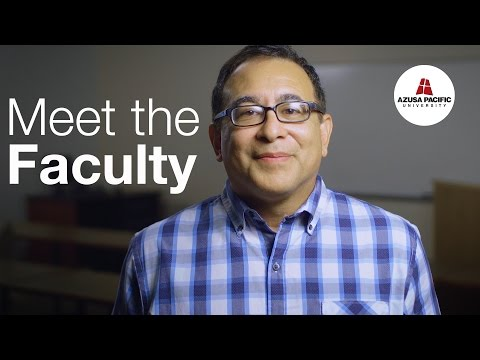 Meet the Faculty: B.J. Oropeza, Ph.D.
