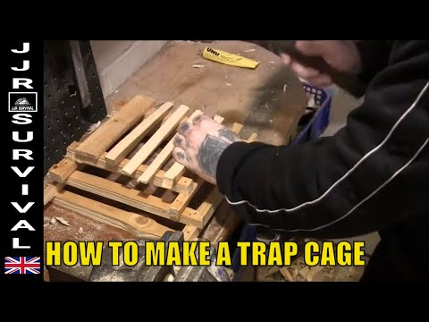 How To Make A Trap Cage