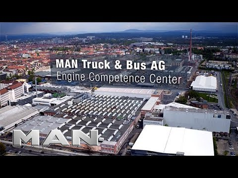 MAN Engine Competence Centre Nuremberg
