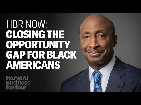Closing the Opportunity Gap for Black Americans