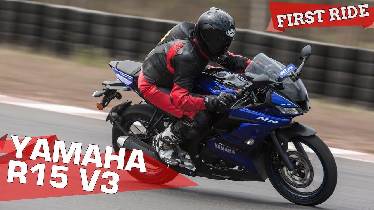 2018 Yamaha R15 V3 Review