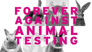 Forever Against Animal Testing: Join the Fight - The Body Shop and Cruelty Free International