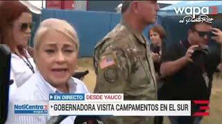Wanda Vázquez guarda silencio sobre renuncia de comisionado de Seguros
