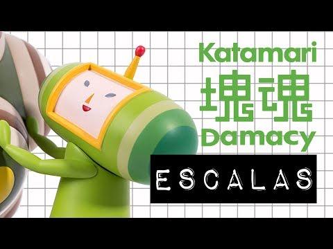 KATAMARI & ESCALAS #meteoro.doc