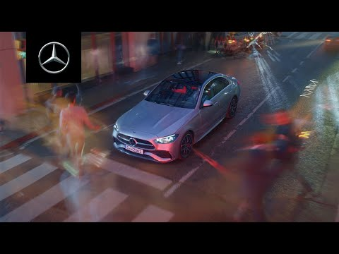 The New C-Class: Stay in Your Comfort Zone