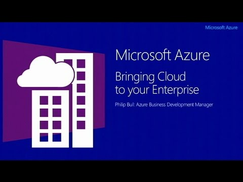 Sitecore Business User Group, September 2014 - A dive into Azure
