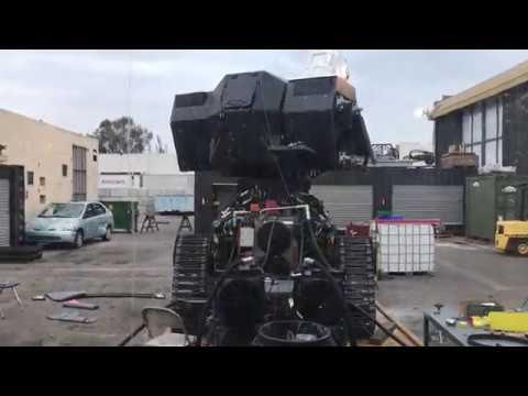 Terrifying Mk.III Torso Speed (Behind The Scenes)