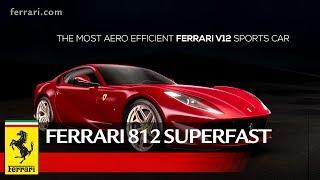 Ferrari 812 Superfast – Aerodynamics
