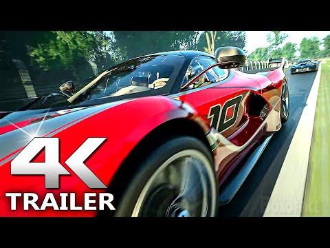 GRAN TURISMO 7 Trailer 4K (2021)