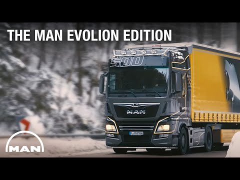 Die neue MAN EvoLion Edition - das Racing Powerpaket