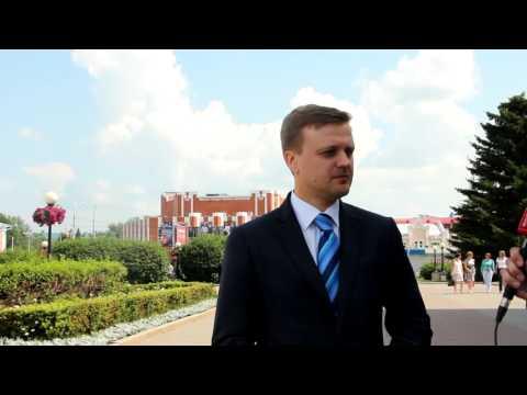 Алексей Диденко подал документы на регистрацию кандидатом в Госдуму