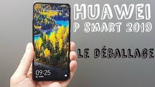 Vidéo-Test : Huawei P Smart 2019 déballage et prise en main