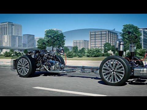 Audi A8 (2018) Mild Hybrid Electric Vehicle