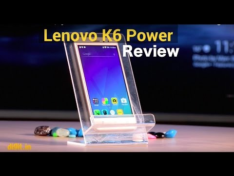 Lenovo K6 Power Review   Digit.in