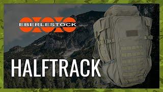 video - Batoh EBERLESTOCK HALFTRACK - Military Range CZ/SK