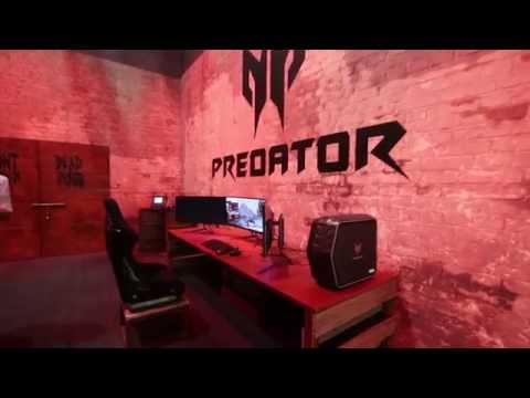 IFA-messen 2016: Acer viser frem sine Predator-produkter
