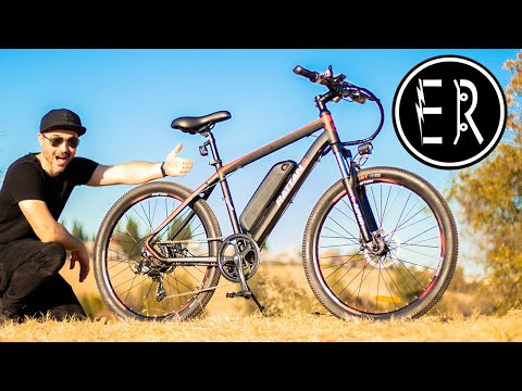 !!GIVEAWAY!! Rattan Challenger Plus electric bike review: $999 value buy with HUGE range!