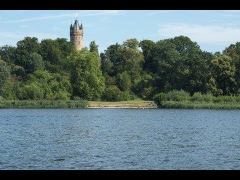 Potsdam mit dem Boot entdecken