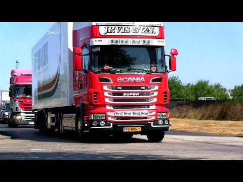 Scania JP.Vis&Zn 60 tonnes  Sweden