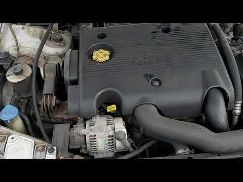 Rover 45 2000 m dalys