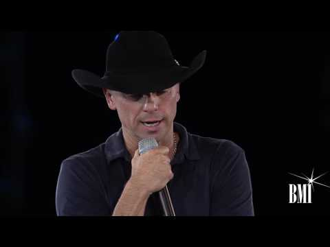 Kenny Chesney Accepts the President's Award at the BMI Country Awards 2016