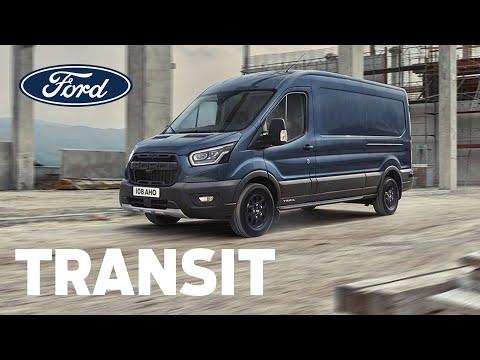 Tur virtual 360° Ford Transit | Transit | Ford Romania
