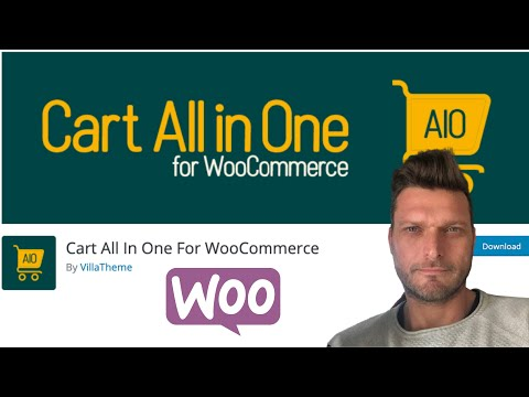✅  Cart All In One For WOOCOMMERCE | WordPress