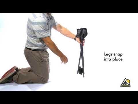 PackSeat™ Portable Stool