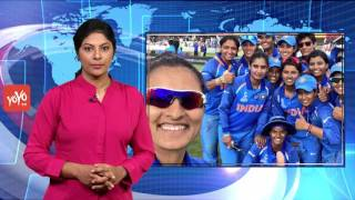ICC Womens World Cup India Beat England