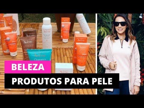 Lançamentos de produtos verão 2018 para pele oleosa e com acne