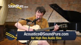 Goodall Grand Concert Cutaway Acoustic Guitar - Quick n' Dirty