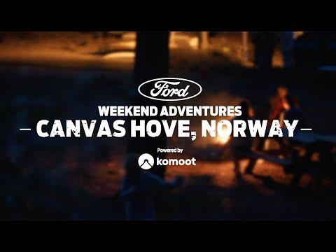 Komoot Norway   Ford Norge